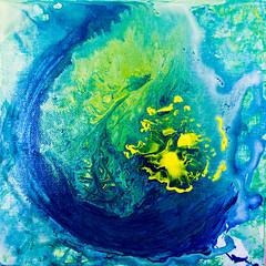 Abstract Meditation: The Guide (John Conaway _ Art & Design) Tags: abstract art angel painting energy acrylic spirit ghost yang zen balance mindfulness meditation guide spiritual yin psychic taoist singularity johnconaway conaway entity