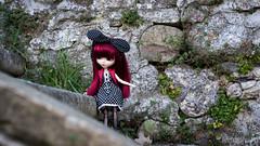 Promenade~ (MintyP.) Tags: 6 fashion doll pierre sony gothic s wig groove pullip chateau 58mm custo helios poupée merl nex obitsu mintypullip elwyna