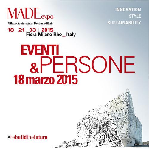 Eventi & Persone - 18 marzo 2015