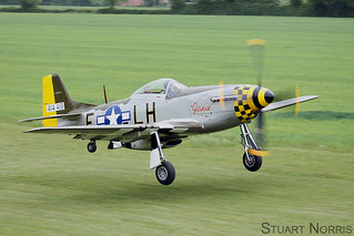 P-51D Mustang Janie