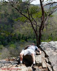 Raven Point (mikerhicks) Tags: people usa geotagged spring unitedstates hiking tennessee tennesseestateparks fierygizzard southcumberlandstatepark tracycity ravenpoint grundyforeststatenaturalarea lankfordtown sigma18250mmf3563dcmacrooshsm fierygizzardstatenaturalarea canoneos7dmkii geo:lat=3521536667 geo:lon=8574007500
