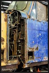 Baby on the way (rhugo) Tags: trains railways locomotives barrowhill babydeltic