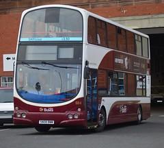Lothian Buses 884 SN08BWW (Cobalt271) Tags: buses volvo wright gemini lothian b9tl