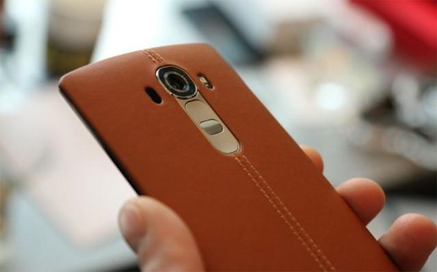 LG G4 ya es oficial: Cámara con características Pro y diseño de cuero