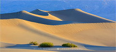 Mesquite Flat Sand Dunes - Death Valley - California (~ Floydian ~ ) Tags: california morning usa sunrise dawn nationalpark sand dunes dune deathvalley floydian mesquiteflatsanddunes henkmeijer