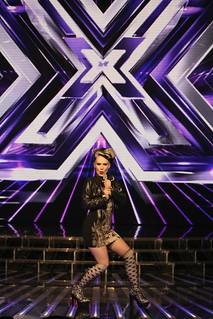 Sammm has the X Factor