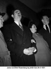 Ethel & Julius Rosenberg  Soviet Atomic Spies (5) (ngao5) Tags: americans communist crime ethelrosenberg execution females few judicialproceedings juliusrosenberg males marxist people punishment spy treason trial trialofjuliusandethelrosenberg whites