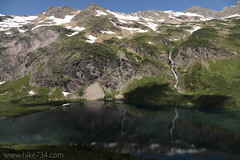"Gunsight Lake • <a style=""font-size:0.8em;"" href=""http://www.flickr.com/photos/63501323@N07/27971985293/"" target=""_blank"">View on Flickr</a>"