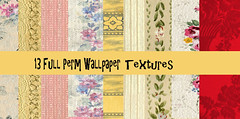 13 FULL PERM WALLPAPER AD (purpleprimrose1975) Tags: bokeh build pastel components create fullperm fingerprints building creator tools mesh design seamless highresolution sale pink textures various mixture wallpaper