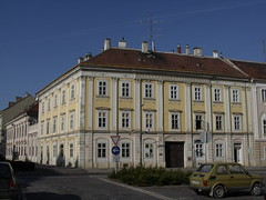 Dniel Berzsenyi Square, Szombathely, Hungary (Norbert Bnhidi) Tags: hungary szombathely ungarn hungra hongrie ungheria hungria hongarije  magyarorszg steinamanger sambotel sombotel kamenec
