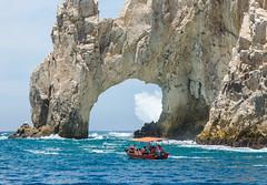 Cabo-12 (ndelallanap) Tags: ocean beach rocks bluesky playa arco cabosanlucas cieloazul oceanopacifico mardecortes