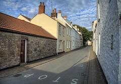 Queen Elizabeth 2 Street, Alderney (neilalderney123) Tags: road street landscape island alderney qe2street 2016neilhoward