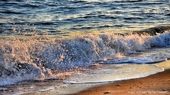 July 15, 2016 (imben2images) Tags: sunset beach water li interesting nikon waves shoreline shore sound benkuropat