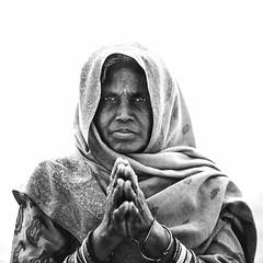 VARANASI 2016 (PrashanthSwaminathan) Tags: cwc chennaiweekendclickers varanasi portrait mono nikon d7000