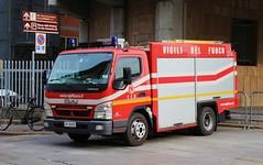 VIGILI DEL FUOCO 115 (TURÍN-ITALIA) (DAGM4) Tags: italia 115 fire vigilidelfuoco