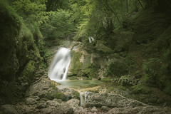 Cascatelle (Antonio DP) Tags: cascata acqua water waterfall nature forest tree