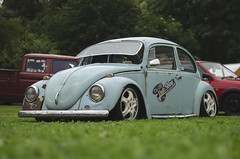DSC_0227 (Daniel Curtis Photography) Tags: vw volkswagen beetle aircooled slammed lowered retro datc blue