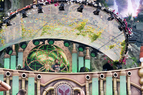 Tomorrowland 2016 - Oliver Helden