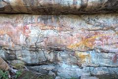 Kakadu National Park Aborigional rock painting ancient -3