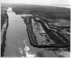 Barkley Dam Construction (NashvilleCorps) Tags: barkley barkleydam cumberlandriver construction usace corpsofengineers nashvilledistrict kentucky 1959