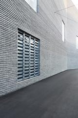kunst museum new building - basel (al_st) Tags: christgantenbein architecture prospective building museum exhibition basel abstract bricks light
