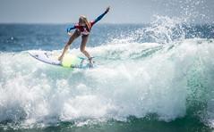 Pro Surfer TatiWest's Amazing Floater Van's US Open Opening Round (45SURF Hero's Odyssey Mythology Landscapes & Godde) Tags: tatiwests amazing floater vans us open opening round tati west tatianna weston webb surfing surfer pro bikini swimsuit model goddess woman women girl girls wurf surfs up