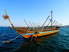ΑΡΓΩ DSC03883 (omirou56) Tags: αργω sonydscwx500 βολοσ ελλαδα ελλασ θαλασσα ξυλο ουρανοσ argo hellas greece sea sky boat blue outdoor 43ratio greekmythology