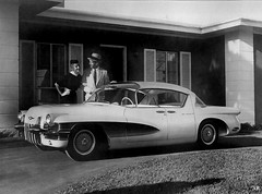 1955 ... LaSalle II (x-ray delta one) Tags: jamesvaughanphotography populuxe retro advertising americana nostalgia suburbia suburban magazine popularscience popularmechanics atomic housewife car conceptcar