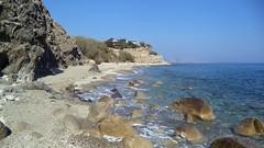 -  (Giorgos Sourtis) Tags: caretta ikaria   carettacaretta seaturtle  beach syrtiko