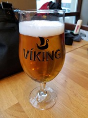 iceland viking beer (carolynthepilot) Tags: silkstockings mustsee mike michael international ice nationalgeographic nationalgeographicexplorer nationalgeo ngb carolynbistline carolynthepilot carolynsuebistline worldtraveller worldtraveler weather vacation vacationgetaway vacationdestination travel trip traveler goldenwings getaway romanticgetaway reykjavik iceland village square town city port interesting adventure explore bistline bbc bbcsponsored bucketlist destinationgetaway booze beers drinks cocktails viking brew localbrew brewery