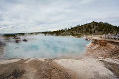 DSD_1505 (pezlud) Tags: yellowstone nationalpark landscape geyserbasin grandprismaticspring midwaygeyserbasin geyser park