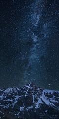 Holy Cross Stars (Aaron Spong Fine Art) Tags: milky way night sky stars mt mount holy cross wilderness colorado mountains mountain landscape peaks