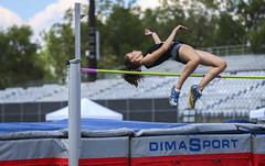 Sport - High Jump (Danny VB) Tags: highjump sport girl jdq summer july jdq2016 jeuxduquebec sports athletics high jump trackandfield canon eos 5d montreal quebec canada ef70200mmf28lisiiusm dannyboy