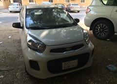 Kia - Picanto - 2016  (saudi-top-cars) Tags: