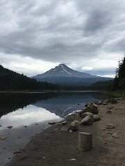 Mount Hood/Trillium Lake, Oregon (Rucksack Zen) Tags: mounthood trilliumlake oregon