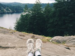 Deep Cove Quarry Rock Hike (rocketcandy) Tags: photowalks photowalk weekends afternoon vancouver britishcolumbia bc canada vsco bestofvsco vscocam vscogood project365 365 365days 365project pacificnorthwest myyvr vancouverisawesome explorebc stayandwander ilovebc igersvancouver igvancouver flickriosapp:filter=nofilter flickriosapp:filter=original uploaded:by=flickrmobile lifeofadventure chasinglight thedulcetlife morningslikethese postitfortheaesthetic momentslikethese livethelittlethings thatsdarling darlingweekend kinfolk kinfolklife livefolk liveauthentic loveauthentic darlingdaily pursuepretty aquietstyle belovedlife thehappynow flashesofdelight thingsadored theeverydaygirl theartofslowliving  feelingsummer hellosummer summertime helloaugust augusttime midsummer latesummer kerouac ontheroad ontheroadwithkerouac dharmabums nature trails hike hiking wilderness deepcove deep cove northvan northshore northvancouver forest tree