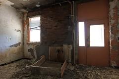 IMG_7783 (mookie427) Tags: urban explore exploration ue derelict abandoned hospital tuberculosis sanatorium upstate ny mental developmental center psychiatric home usa urbex