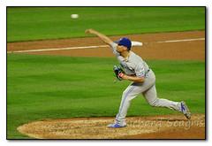 Fastball Release (seagr112) Tags: seattle seattlemariners torontobluejays washington baseball baseballgame mlb team sport pitcher pitching safecofield robertoosuna