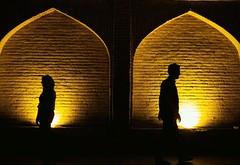 Departer (seyhan.ahen) Tags: esfahan isfahan nightshot nighttime siluet sillhoutte travelphotography fujifilmxt10 xt10 fujifilmtr documentary streetphotography