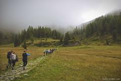 verso il laghi di Bruffione (Matteo Rinaldi.it) Tags: montagne trekking valledelcaffaro gaver