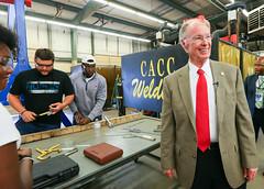10-06-2016 Governor Bentley announces Grants