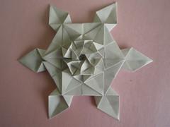 Star tutorial (Monika Hankova) Tags: star origami tutorial