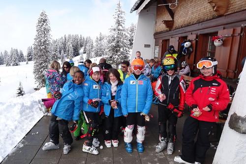 Abschlusstraining Kinder Saison 2014/15 am 22.03.15
