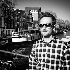 Hipsterdam #fakeselfie #iphoneonly #visitholland #blackwhite (stimorolthy) Tags: blackwhite visitholland fakeselfie iphoneonly uploaded:by=flickstagram instagram:photo=844144688920367950577147