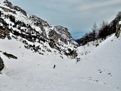 Scialpinismo Majella - Monte Acquaviva versante est