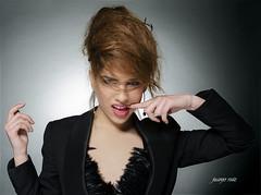 prank (surfcanallave-Juanjo Ruiz) Tags: woman girl mujer moda modelos estudio posado