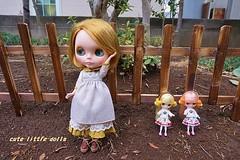 Nicole in Nana's dress❤ :)