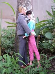 Please, don't go away... Part 3 (doll4life14) Tags: vintage doll cut ken barbie retro bubble mattel