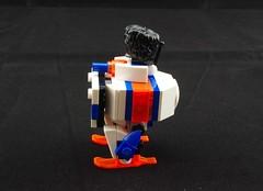 Commander Blizzak's Custom Twank (Deltassius) Tags: fiction classic ice robot war lego space military science frame planet scifi mecha mech iceplanet twank mf0
