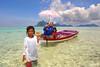 Bajau Girl (shahreen | amri) Tags: girl asian island fishing traditional schoolgirl malaysian sabah mabul semporna bajau momanddaughters sabahan sepadan bajaugirl bajaufamily